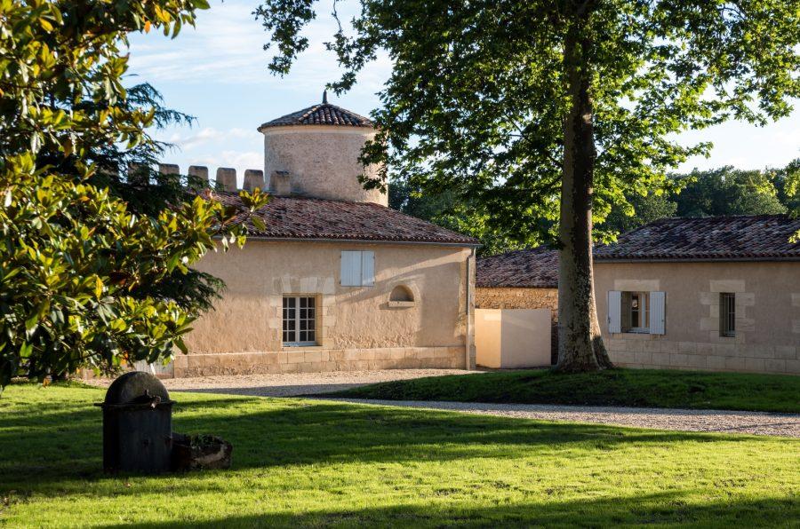 Genius loci - Château Lafaurie Peyraguey
